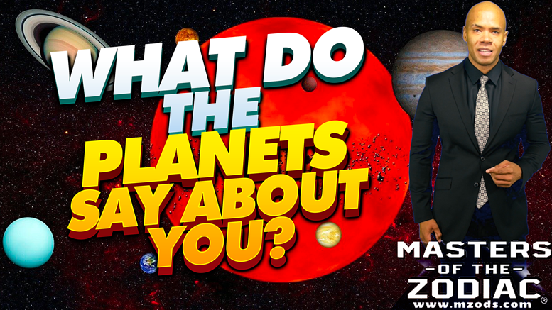 What Do The Planets Say