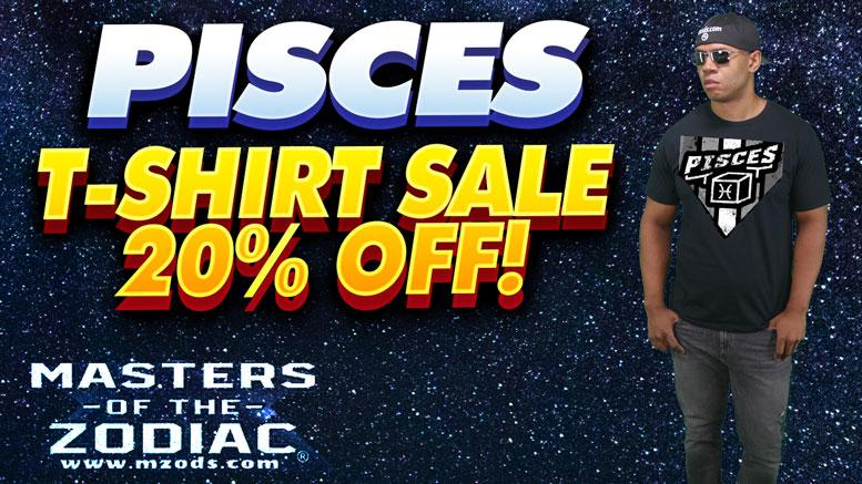 Pisces_Tshirt_Sale